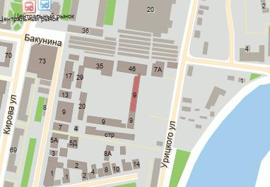 Магазин домино на карте пензы