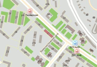 Улица коммунистическая дом 17