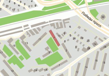 Улица фурманова дом 7 на карте пензы