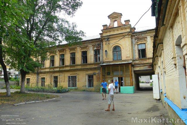 Черлакская районная больница