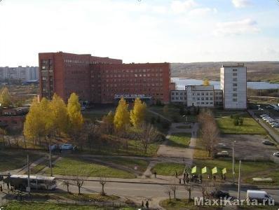 Областная стоматологическая больница тверь